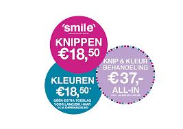 Smilekappers De Nieuwe Kapper