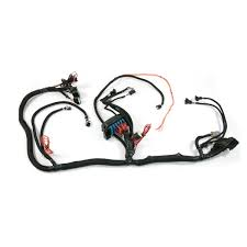 aem electronics plug & play ford coyote engine harness 30 3813