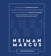 Neiman Marcus Classic Size Chart Art Of Fashion In Magazine At Neiman Marcus