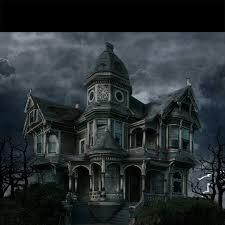 jeu simon avec une maison hantée en