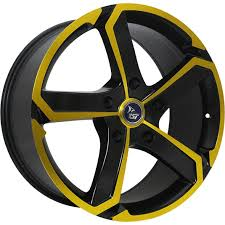 Disc Wheel <b>YST X 25 7x18/5x105 D56.6</b> ET38 Black|Wheels ...