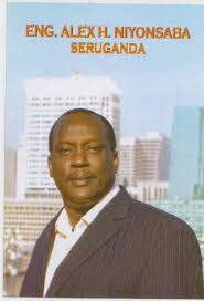 Eng. Alex H. Niyonsaba Seruganda - Posts   Facebook