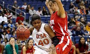 Ashleigh Franklin Named Southland Women?s Basketball Player of the Week -  Southland Conference