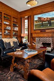 luxury home office. Luxurious Home Office With Wood Paneling Luxury I