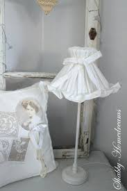 french country lamp shades lampshade idea for white chippy shabby chic whitewashed romantic french country mini