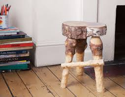 recycled wooden furniture. Designer Fabien Capello Transforms Unwanted Christmas Trees Into Beautiful Furniture Recycled Wooden