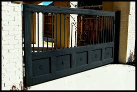 Metal Fence Gate Designs Rolitz Latest House Gates And Fences