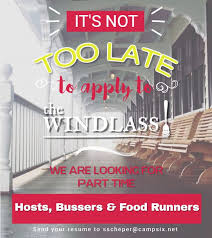 Host Busser Food Runner In Hopatcong Nj Usa Barefootstudent Com