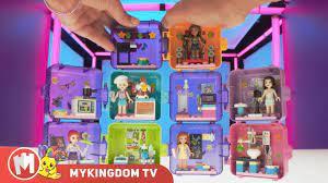 Quảng cáo đồ chơi LEGO FRIENDS – BỘ SƯU TẬP HỘP PHỤ KIỆN ĐỒ CHƠI CUBE -  YouTube