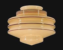 art deco pendant lights com b p lamp 4 fitter nu gold fixture 425 338