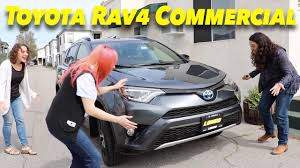 TOYOTA RAV4 COMMERCIAL from Femmebot, PhD