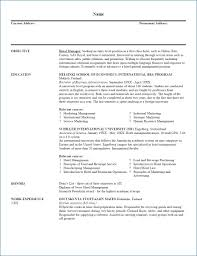 Free Resumer Builder Enchanting August 48 Resume Template