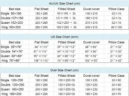 uk size 9 in us us duvet sizes quilt with regard to insert size chart ideas 19