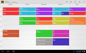 My Class Schedule Maker Polar Explorer