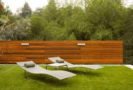 How A Horizontal Wood Fence Can Impact The Landscape And Dcor Around It