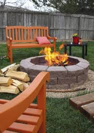 garden fire pit. Fire Pit Garden Ideas: Types Of Backyard Pits Gardening Know How