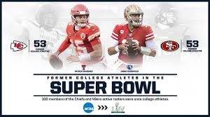 2020 Super Bowl rosters: Colleges of ...