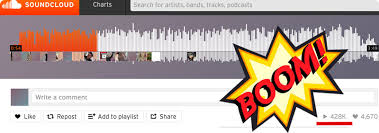 How To Get On The Soundcloud Charts How To Get Free Soundcloud Plays Kingdomlikes Blog