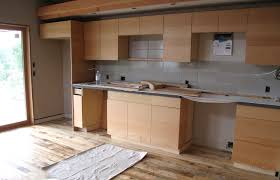 ... Interesting Kitchen Design And Decoration With Reclaimed Wood Kitchen  Cabinets : Enchanting Image Of Kitchen Decoration ...