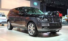 2018 land rover range rover hse. modren 2018 2018 land rover range hse concept reviews inside 1