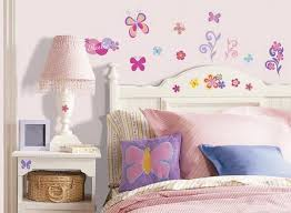 Girls Butterfly Bedroom Ideas 3