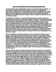 the tragedy of macbeth essay examples book report review essay  macbeth essays gradesaver