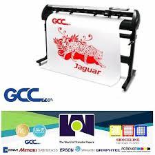 "<b>GCC Jaguar V</b> LX Vinyl Cutter For Sign & HTV <b>J5</b>-<b>132LX</b> 52"" (132 ..."