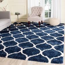 safavieh rugs 8x10. Home Design: Full Safavieh Navy Rug Cambridge Blue Ivory 10 Ft X 14 Area CAM121G Rugs 8x10