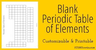 blank periodic table worksheet gr fedjp worksheet periodic table of elements worksheets printable ngbbs48ab6cb023bed