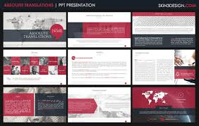 Design For Powerpoint Presentation Design A Professional 12 Slide Powerpoint Presentation Ppt For 50