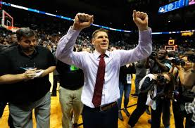 Could Loyola's Porter Moser the answer for Louisville or Pitt?