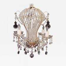 listings furniture lighting chandeliers and pendants early 20th c venetian crystal chandelier