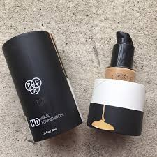 on that note today i ll be reviewing the pac cosmetics hd liquid foundation which hit the market about 3 years back pac initially came out with