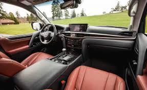 2018 lexus 570 suv. wonderful 570 2018 lexus lx 570 interior inside lexus suv s