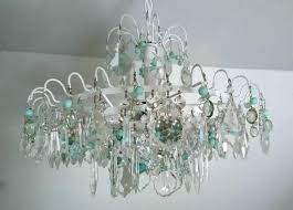 large plastic crystal chandelier drops beads chandeliers small home improvement licious chandelie extraordinary