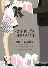 Quick View Dm In 301 Classic Couple Bridal Shower Pink Couples Wedding Shower Invitation Wording Samples