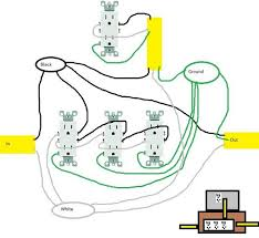 wiring diagram for adding outlets ireleast info wiring diagram for adding outlets the wiring diagram wiring diagram