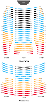 Wilson Theater Seating Chart August Wilson Theatre Seating Chart Mean Girls Best