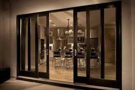 wooden sliding glass patio doors