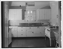 1920s 1930s kitchen from library of congress 1930s kitchen
