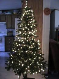 Holiday Time 6.5 Ft Pre-lit Green Colorado Pine Tree with 400 Clear Lights  by