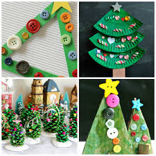 Fun Christmas Tree Crafts and Activities for Kids