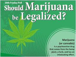 should marijuana be legalized