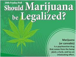 should marijuana be legalized