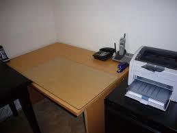 custom desk protector
