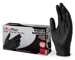 Gloveplus Disposable Gloves Ammex