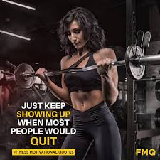 Best Fitness Motivational Quotes To Keep You Motivated Strength Buzz