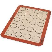 Macaron Guide Sheet Silpat Macaron Sheet Baking Mat