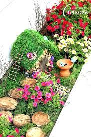 whole fairy garden supplies miniature fairy garden accessories garden miniatures garden miniatures 7 spring time in the fairy garden miniatures