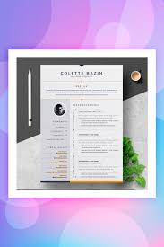 15 Best Resume Templates For Your Professional Resume Colorlib